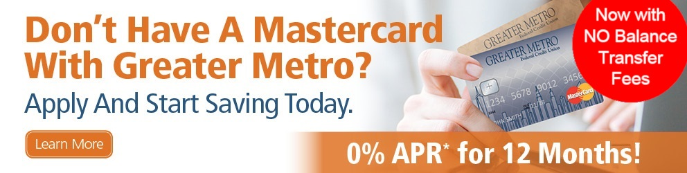Greater Metro Federal Credit Union